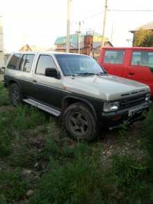 Иркутск Terrano 1991