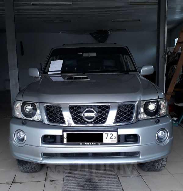 Nissan Patrol, 2008 год, 1 350 000 руб.
