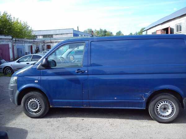 Volkswagen Transporter, 2012 год, 495 000 руб.