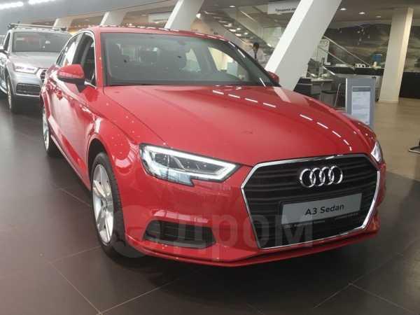 Audi A3, 2018 год, 1 680 061 руб.