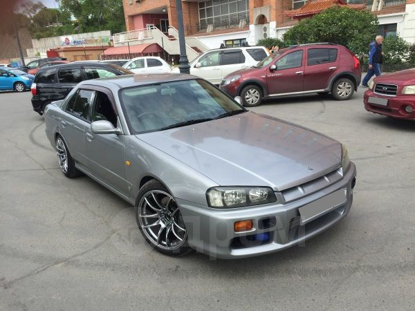 Nissan Skyline, 1999 год, 485 000 руб.