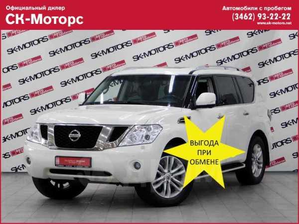 Nissan Patrol, 2012 год, 1 895 000 руб.