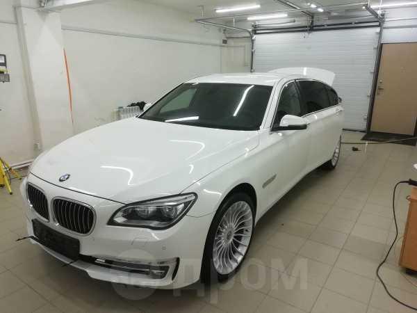 BMW 7-Series, 2012 год, 1 500 000 руб.