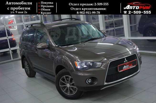 Mitsubishi Outlander, 2011 год, 857 000 руб.