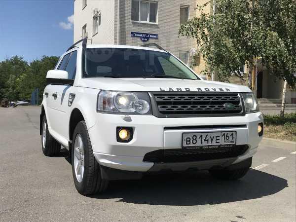 Land Rover Freelander, 2011 год, 970 000 руб.