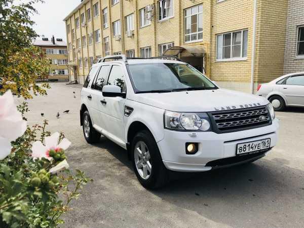 Land Rover Freelander, 2011 год, 949 999 руб.