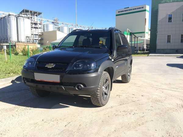 Chevrolet Niva, 2018 год, 640 000 руб.