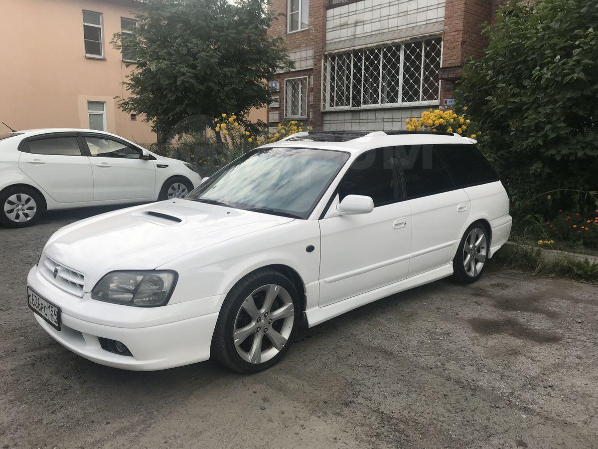 Subaru Legacy 2000 Wagon 500 000