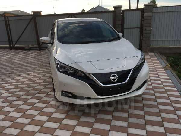 Nissan Leaf, 2017 год, 2 185 000 руб.