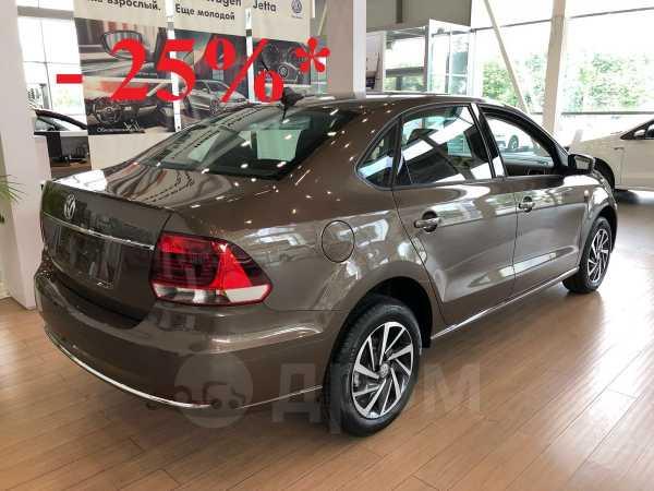 Volkswagen Polo, 2018 год, 889 880 руб.