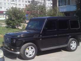 Иркутск G-Class 1999