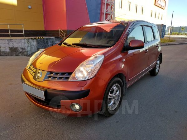 Nissan Note, 2006 год, 377 000 руб.