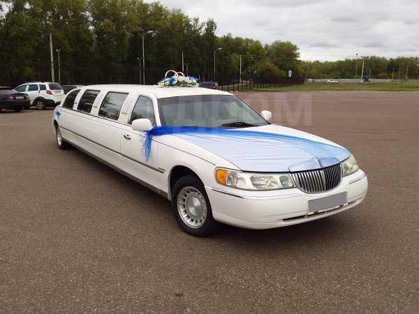 Lincoln Town Car, 2001 год, 399 000 руб.