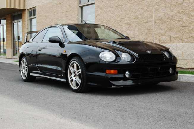 Toyota Celica, 1996 год, 280 000 руб.