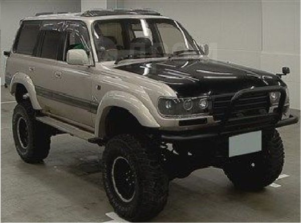 Toyota Land Cruiser, 1994 год, 500 000 руб.