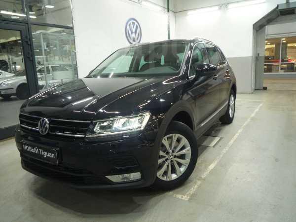 Volkswagen Tiguan, 2018 год, 1 930 600 руб.