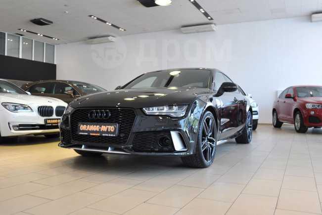 Audi A7, 2016 год, 2 170 000 руб.