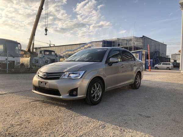 Toyota Corolla Axio, 2015 год, 680 000 руб.