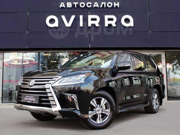 Lexus LX450d, 2018 год, 5 820 000 руб.