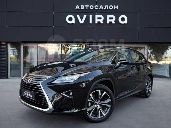 Lexus RX300, 2018 год, 3 308 000 руб.