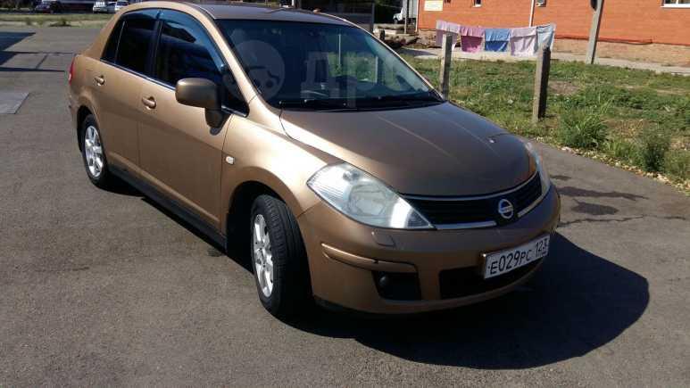 Nissan Tiida, 2007 год, 327 000 руб.