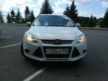 Уфа Focus 2012