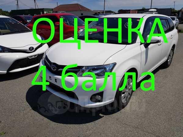 Toyota Corolla Fielder, 2015 год, 735 000 руб.