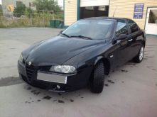 Alfa Romeo 156, 2004 г., Новосибирск