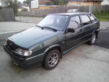 Томск 2114 Самара 2008