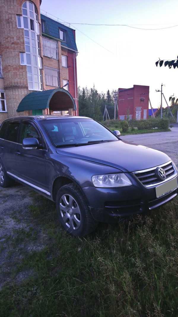 Volkswagen Touareg, 2005 год, 500 000 руб.