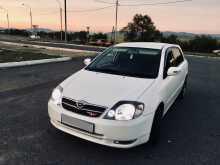 Абакан Corolla Runx 2001