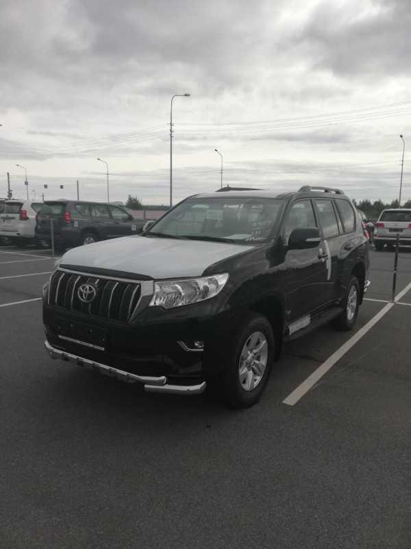 Toyota Land Cruiser Prado, 2018 год, 2 790 000 руб.