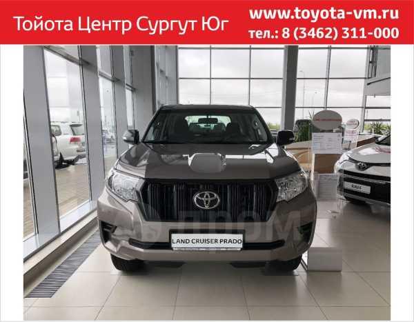 Toyota Land Cruiser Prado, 2018 год, 2 461 000 руб.