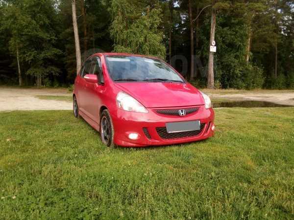Honda Jazz, 2008 год, 430 000 руб.