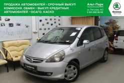 Новосибирск Honda Fit 2006