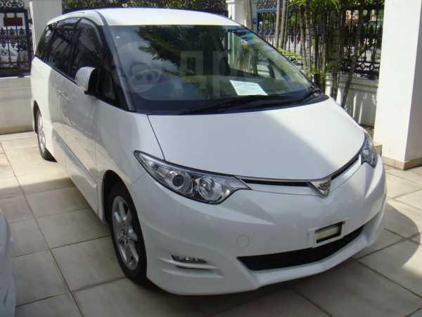 Toyota Estima, 2008 год, 465 000 руб.