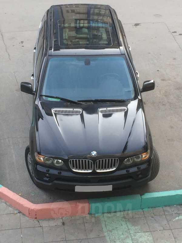 BMW X5, 2004 год, 740 000 руб.
