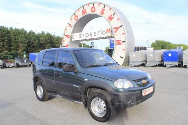 Chevrolet Niva, 2011 год, 274 995 руб.