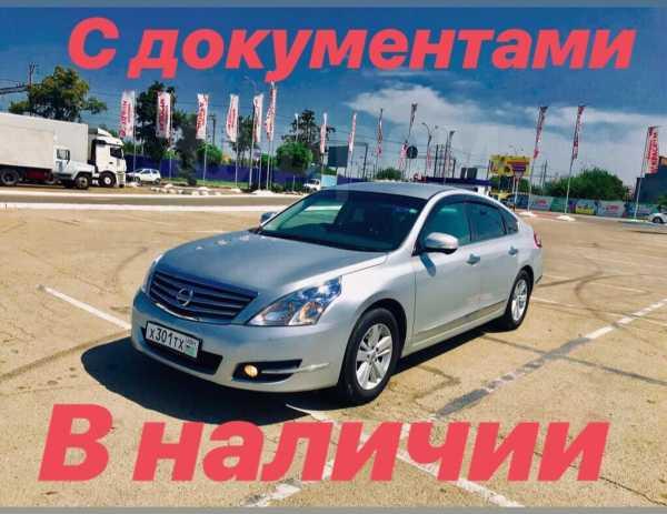 Nissan Teana, 2012 год, 450 000 руб.