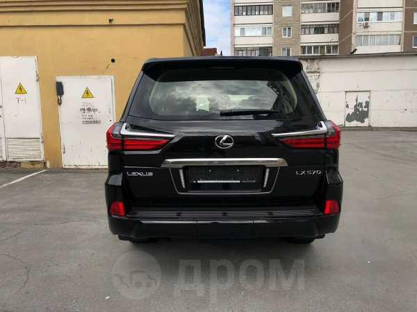 Lexus LX570, 2018 год, 6 480 000 руб.