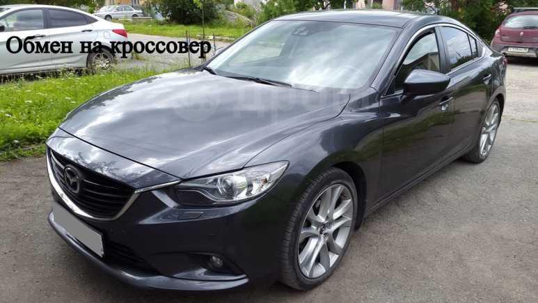 Mazda Mazda6, 2012 год, 999 000 руб.