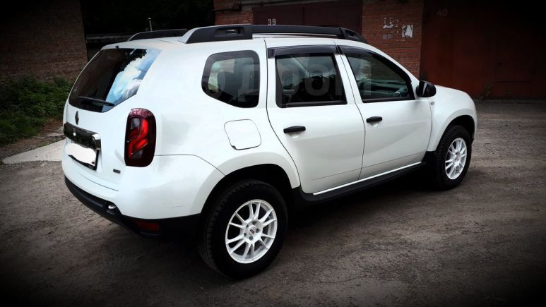 Renault Duster, 2015 год, 635 000 руб.