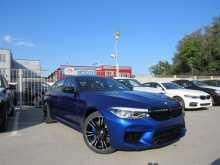 Новосибирск BMW M5 2018