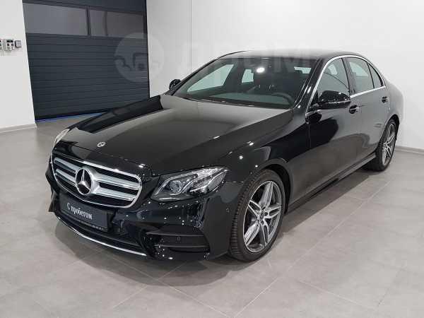 Mercedes-Benz E-Class, 2018 год, 3 545 000 руб.