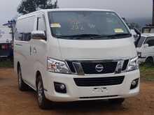 Иркутск NV350 Caravan 2014