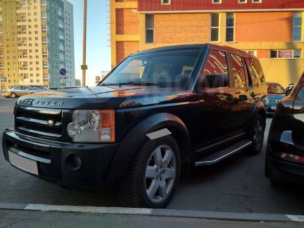 Land Rover Discovery, 2006 год, 797 000 руб.