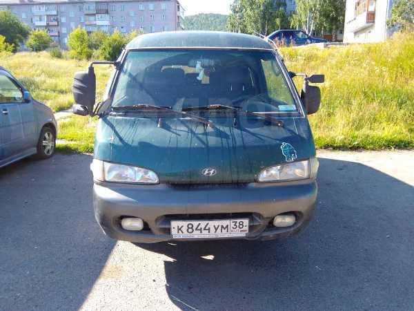 Hyundai Grace, 1996 год, 190 000 руб.