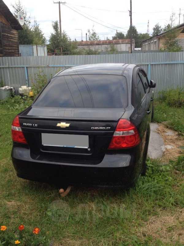 Chevrolet Aveo, 2010 год, 210 000 руб.