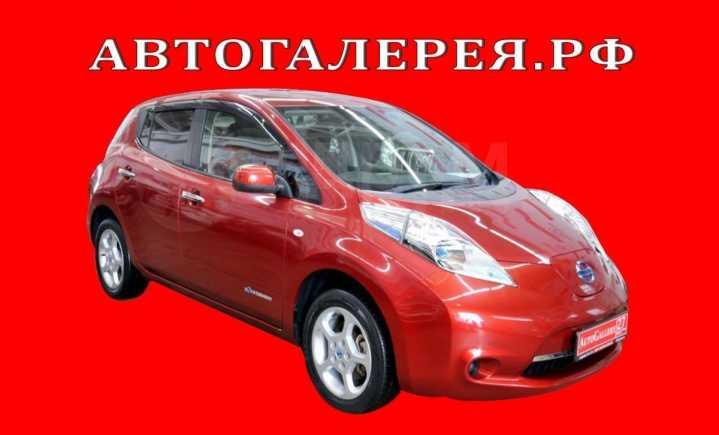 Nissan Leaf, 2013 год, 498 000 руб.