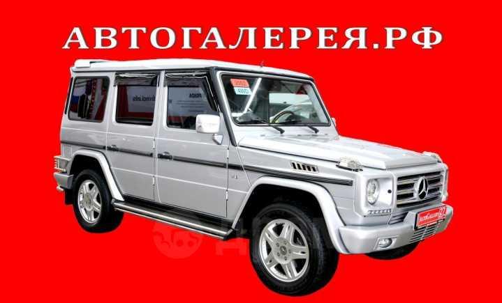 Mercedes-Benz G-Class, 2002 год, 1 998 000 руб.